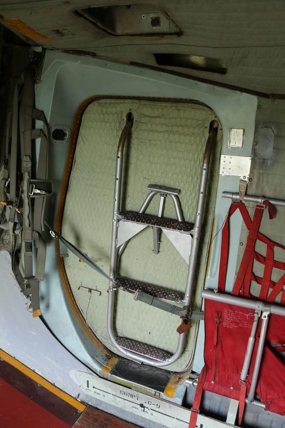 Кабина DHC-4 'Карибу', Мадрид