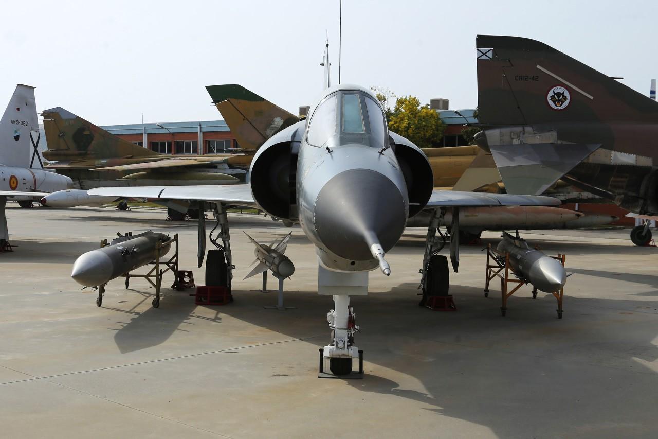 Dassault Mirage IIIEE (Madrid)