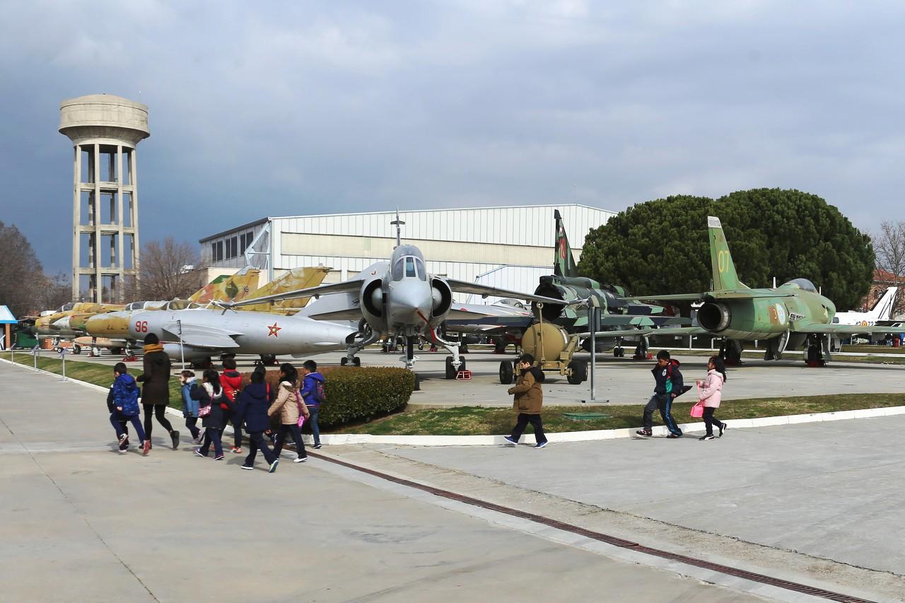 Museum of Aeronautics in Madrid