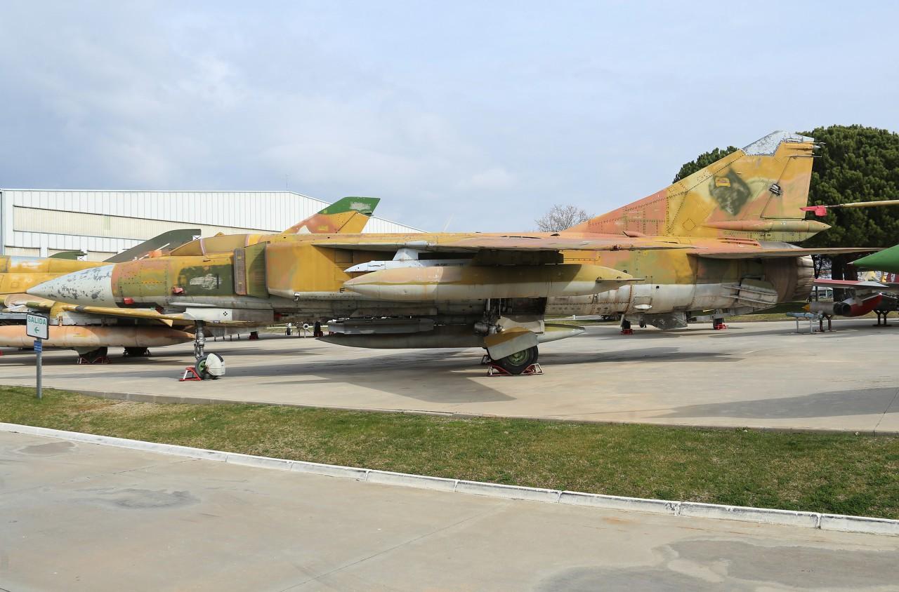 Mikoyan-Gurevich MiG-23