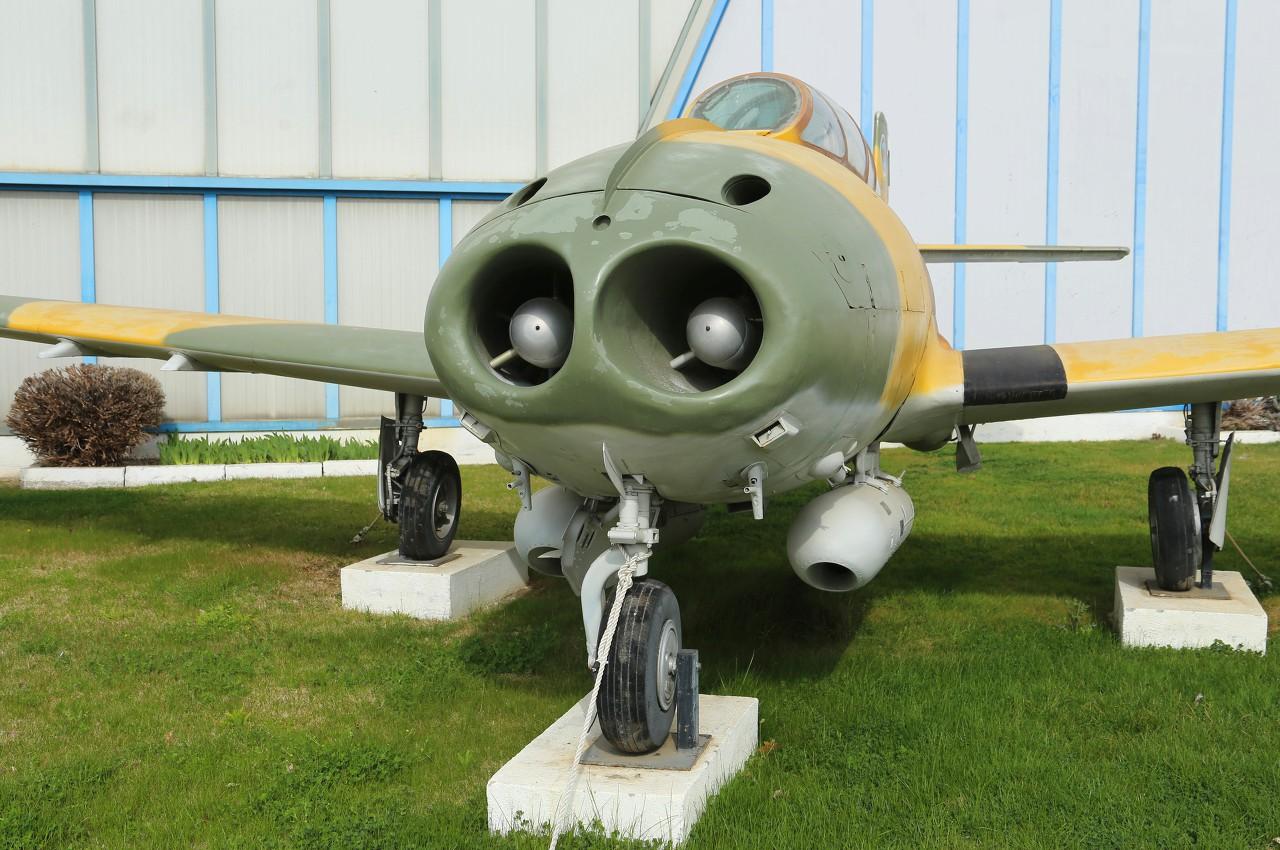 HA-220 Super Saeta, Музей Аэронавтики в Мадриде