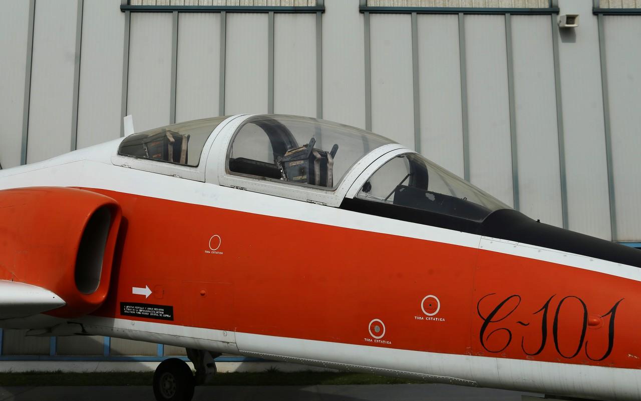 CASA C-101 Aviojet 'Mirlo', Madrid