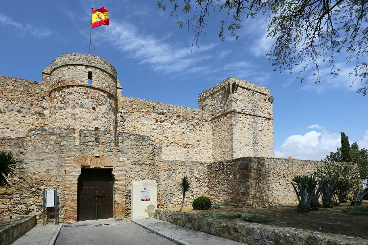 Замок святого Иакова, Санлукар