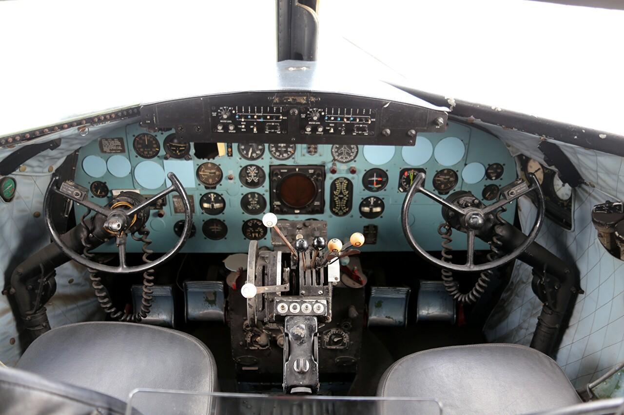 Douglas DC-3 'Dakota', Музей Рахими М.Коча