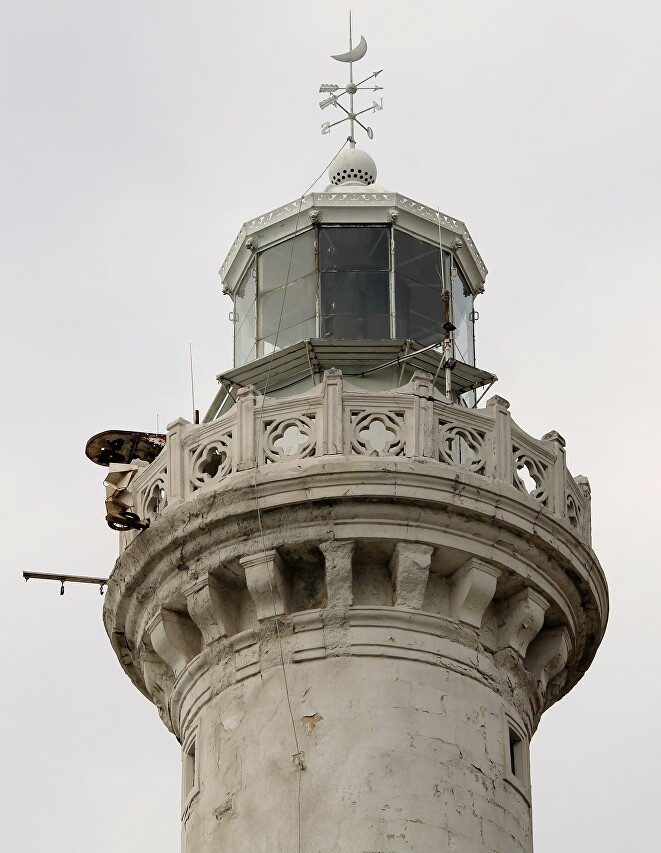 Ahırkapı Lighthouse, Istanbul